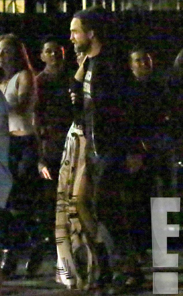 Robert Pattinson, FKA Twigs, Exclusive