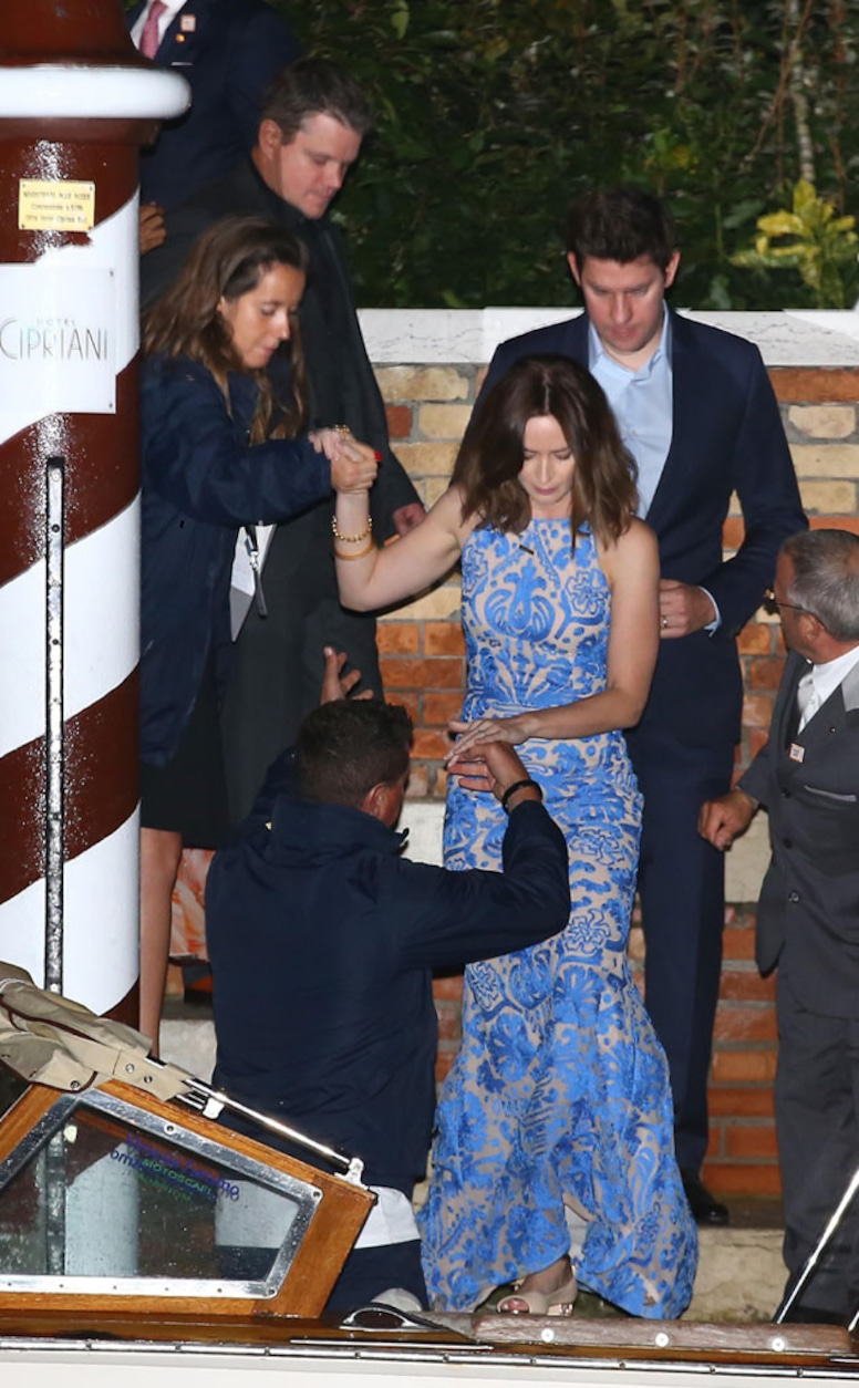 Photos From George Clooney S Wedding Weekend Celebrity Guests E Online Uk