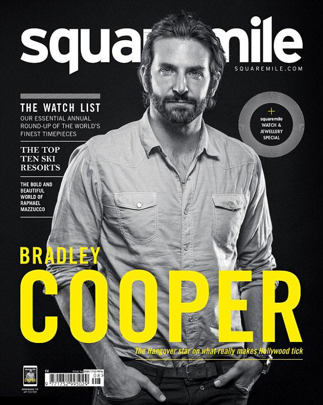 Bradley Cooper, Square Mile