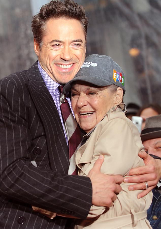 Robert Downey Jr., Elsie Downey