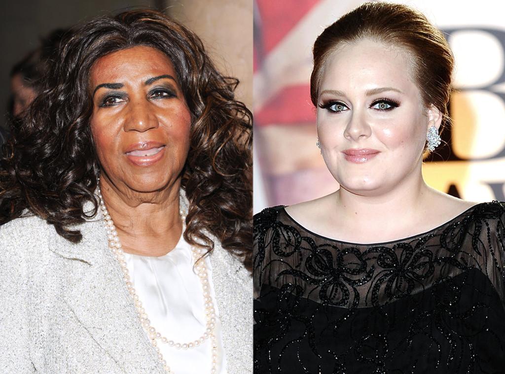 Aretha Franklin, Adele