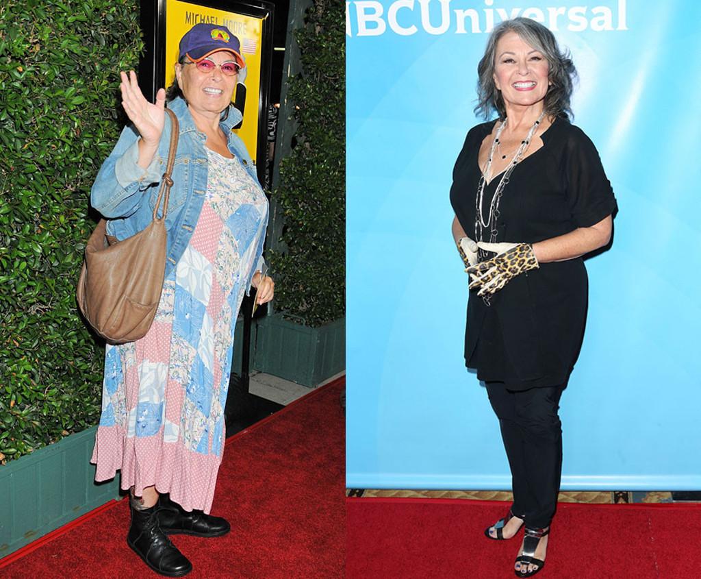 Roseanne Barr, Weight Loss