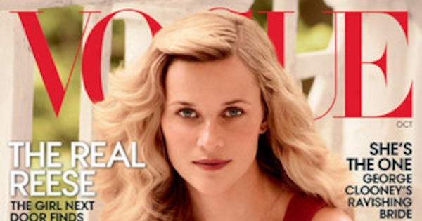 Reese Witherspoon Covers Vogue, Reveals She Hired A -8122