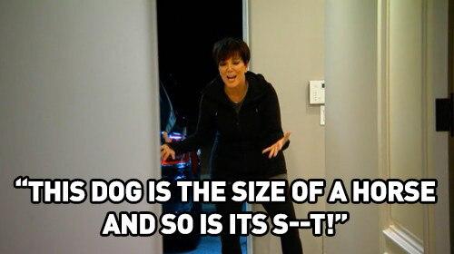 Kris Jenner's Funniest Moments