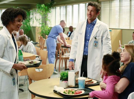 Grey's Anatomy, Kelly McCreary