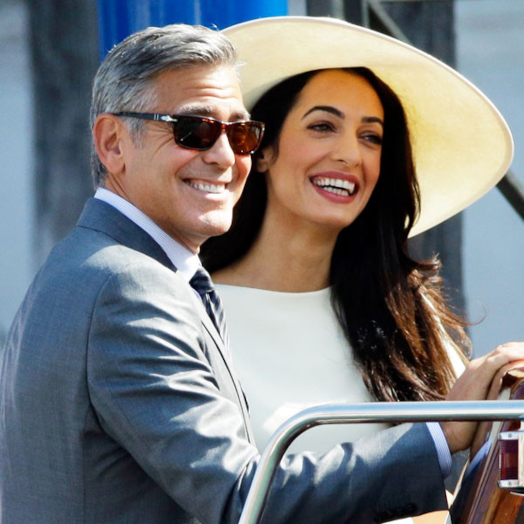George Clooney And Amal Alamuddin Go On Honeymoon In