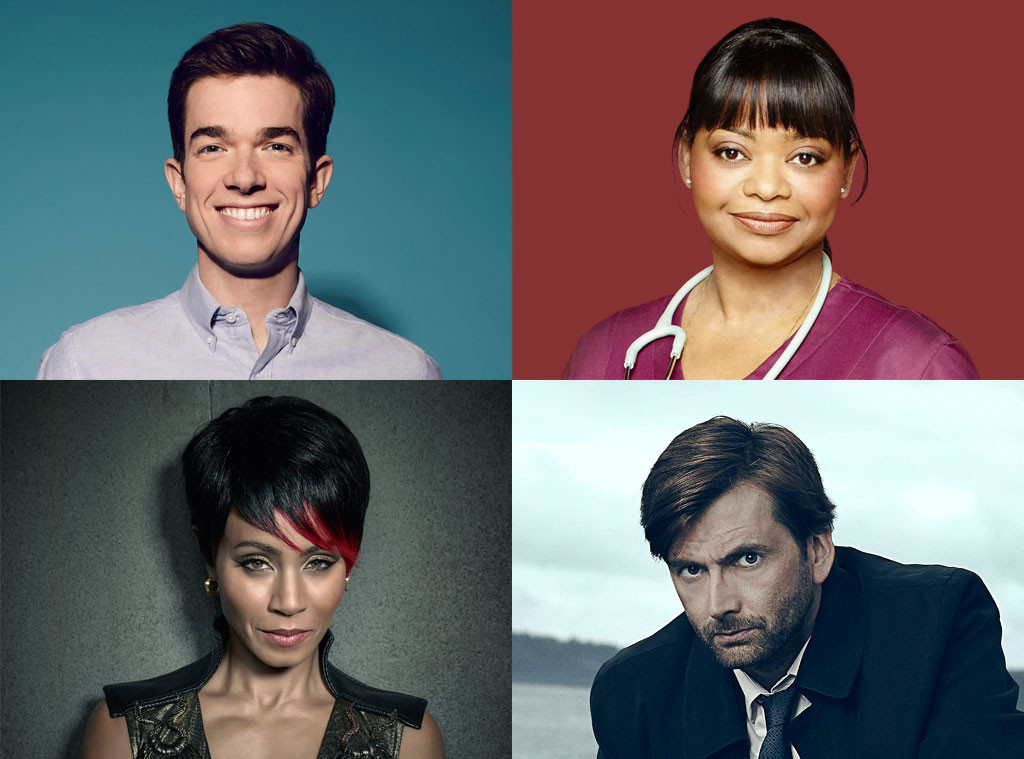 Fox Shows: Mulaney, Red Band Society, Gracepoint, Gotham