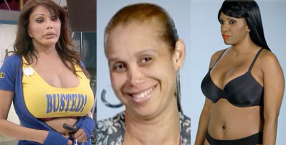 Botched, Michelle, Desiree, Monique