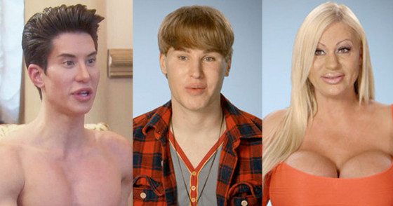 Botched, Justin, Toby, Lacey