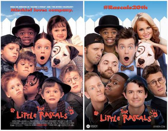 The Little Rascals, Reunion