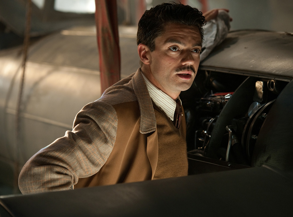 Dominic Cooper, Captain America