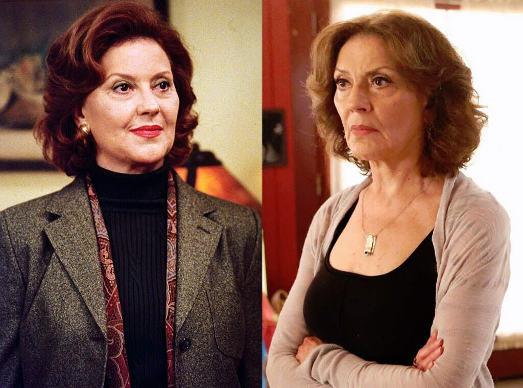5336f433aef Kelly Bishop from Gilmore Girls  Where Are They Now