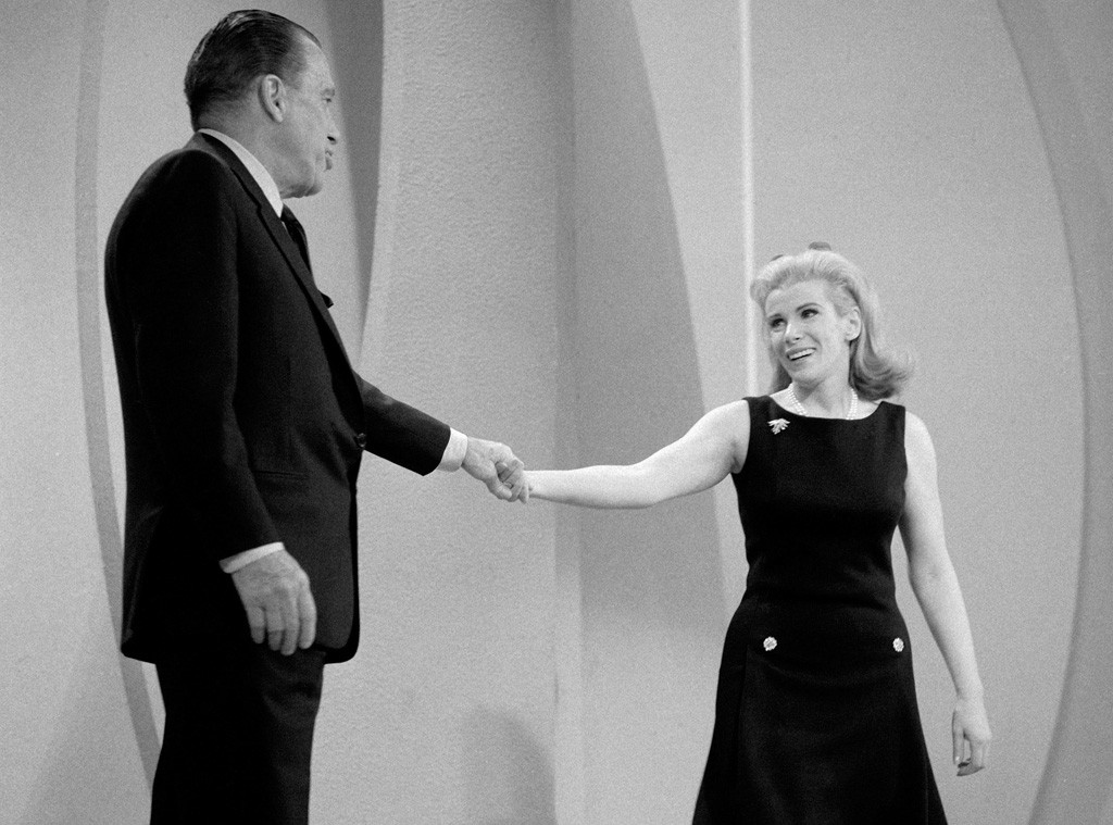 Ed Sullivan, Joan Rivers