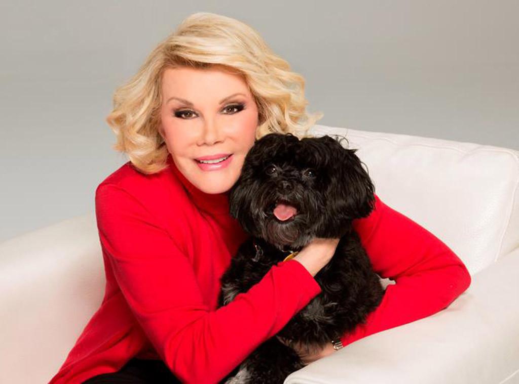 Joan Rivers, Dog