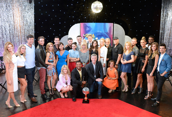 Dancing with the Stars Cast, Good Morning America