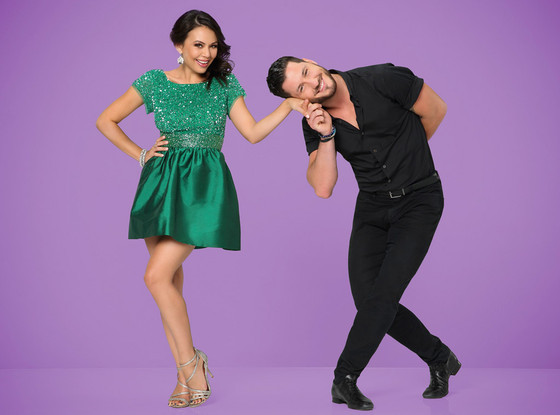 DWTS, DANCING WITH THE STARS, Janel Parrish, Valentin Chmerkovskiy