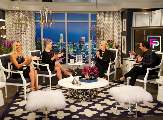 Fashion Police, Joan Rivers, Giuliana Rancic, Kelly Osbourne, George Kotsiopoulos