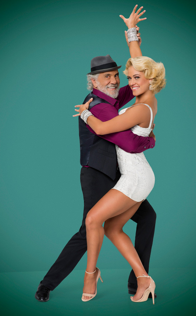 DWTS, DANCING WITH THE STARS, Tommy Chong, Peta Murgatroyd