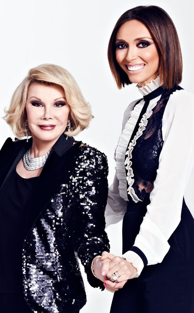 Fashion Police, Joan Rivers, Giuliana Rancic