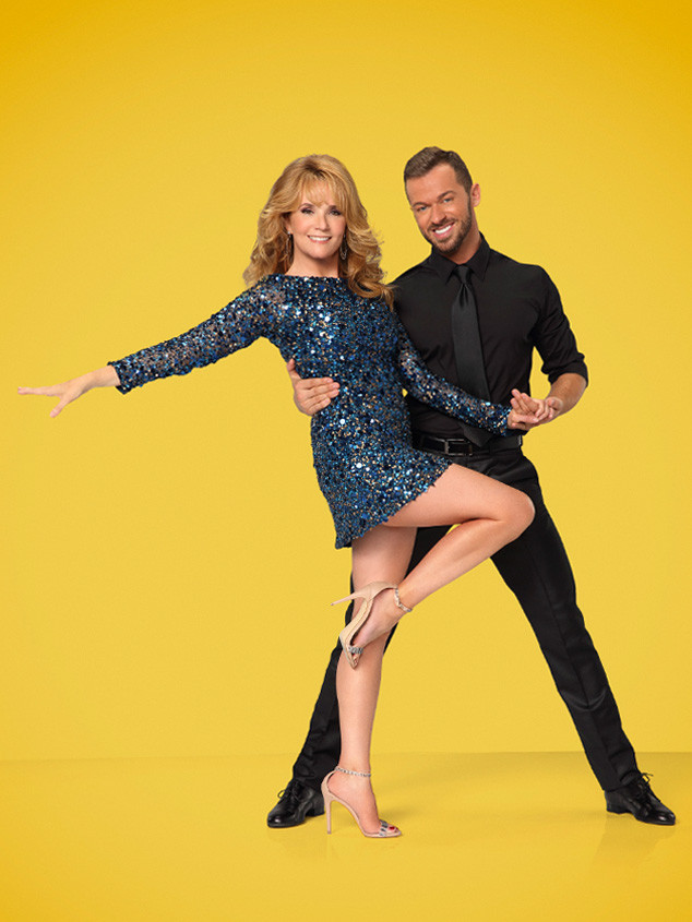 DWTS, DANCING WITH THE STARS, Lea Thompson, Artem Chigvintsev