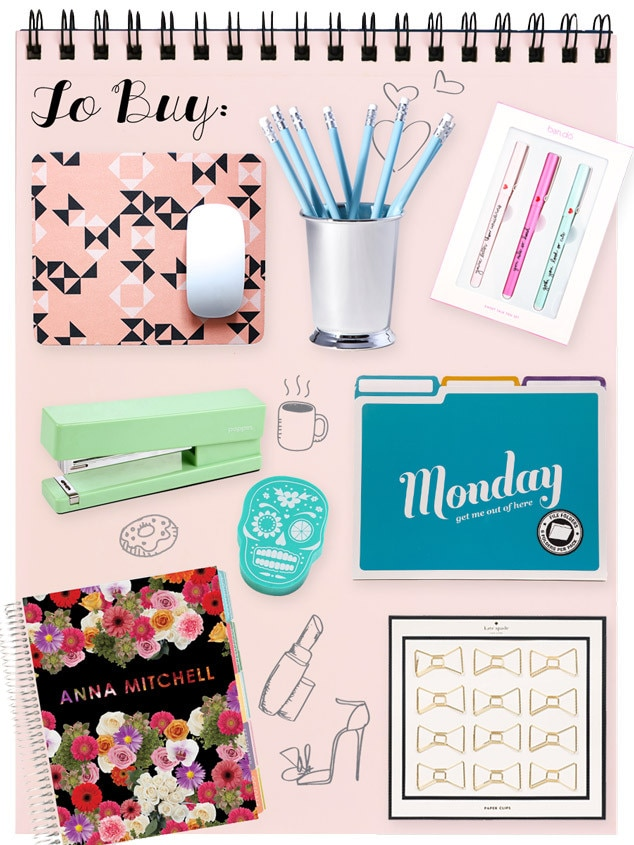 Great Office Supplies, Collage
