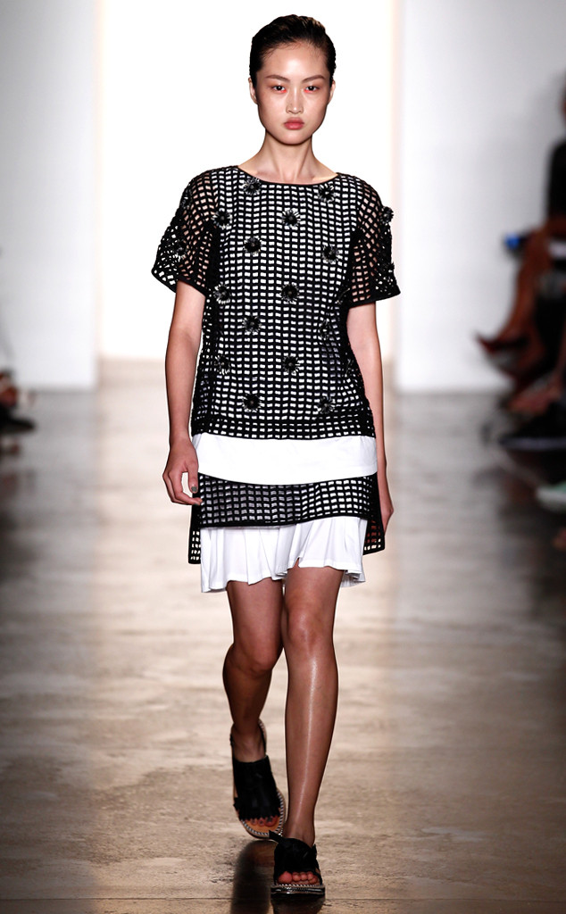 Peter Som, New York Fashion Week, NYFW