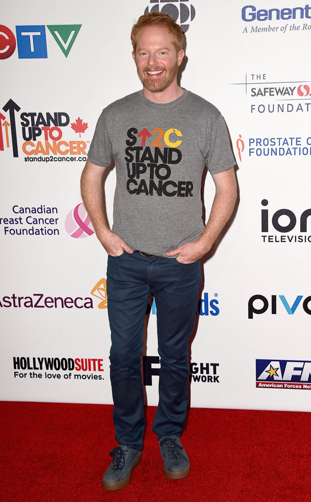 Jesse Tyler Ferguson, Stand Up to Cancer