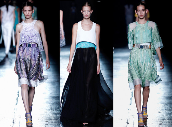 Best of New York Fashion Week Day 3 & 4: DVF, Prabal Gurung