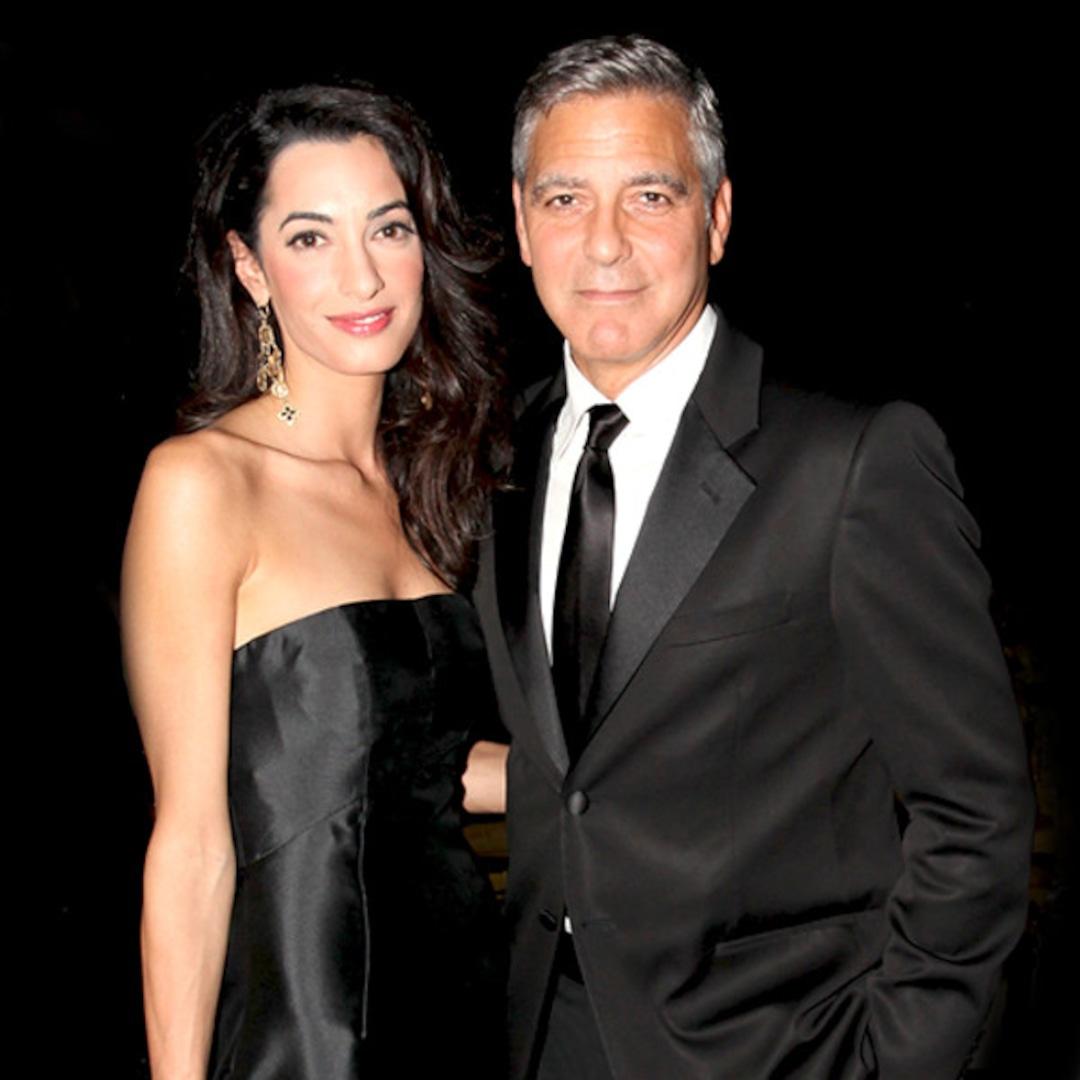 George Clooney And Amal Alamuddin's Italian Wedding: All
