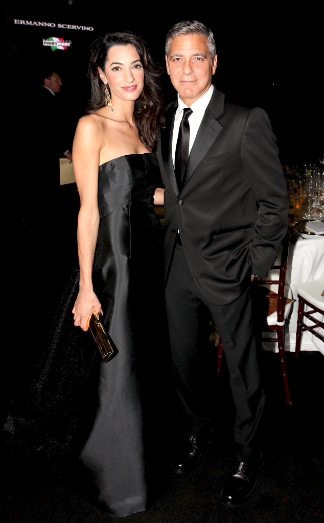 44b25c9cf0 George Clooney and Amal Alamuddin s Italian Wedding  All the Details ...