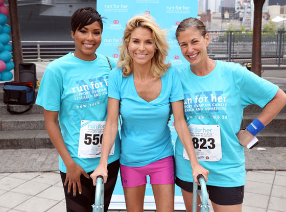 Diem Brown, Alicia Quarles, Run For Her