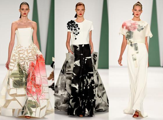 Carolina Herrera, New York Fashion Week, NYFW