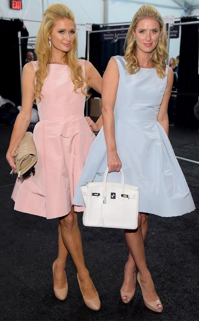 Paris Hilton, Nicky Hilton, Celeb Sisters