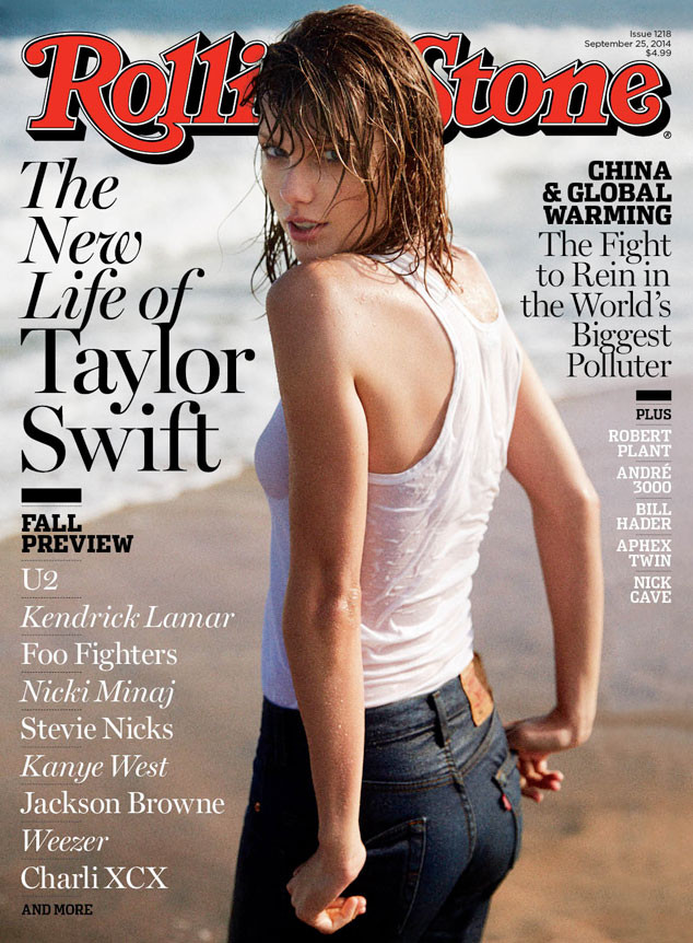 Taylor Swift, Rolling Stone