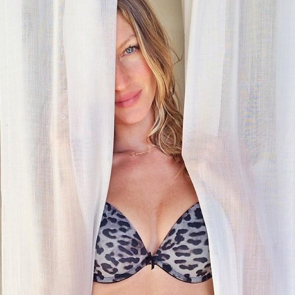 Celebs in Underwear, Instagram