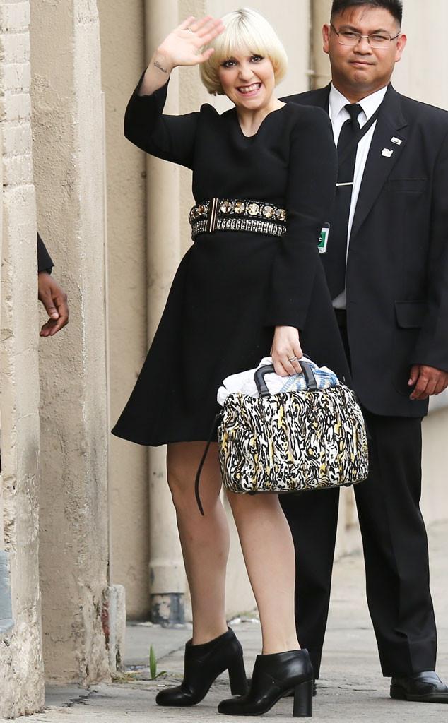 Lena Dunham Defiende El Derecho De Toda Mujer De Hacerse Fotos