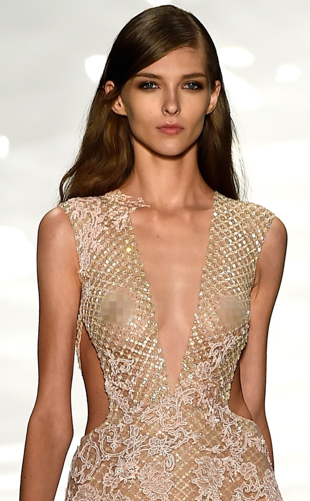 Reem Acra from NSFW at NYFW | E! News