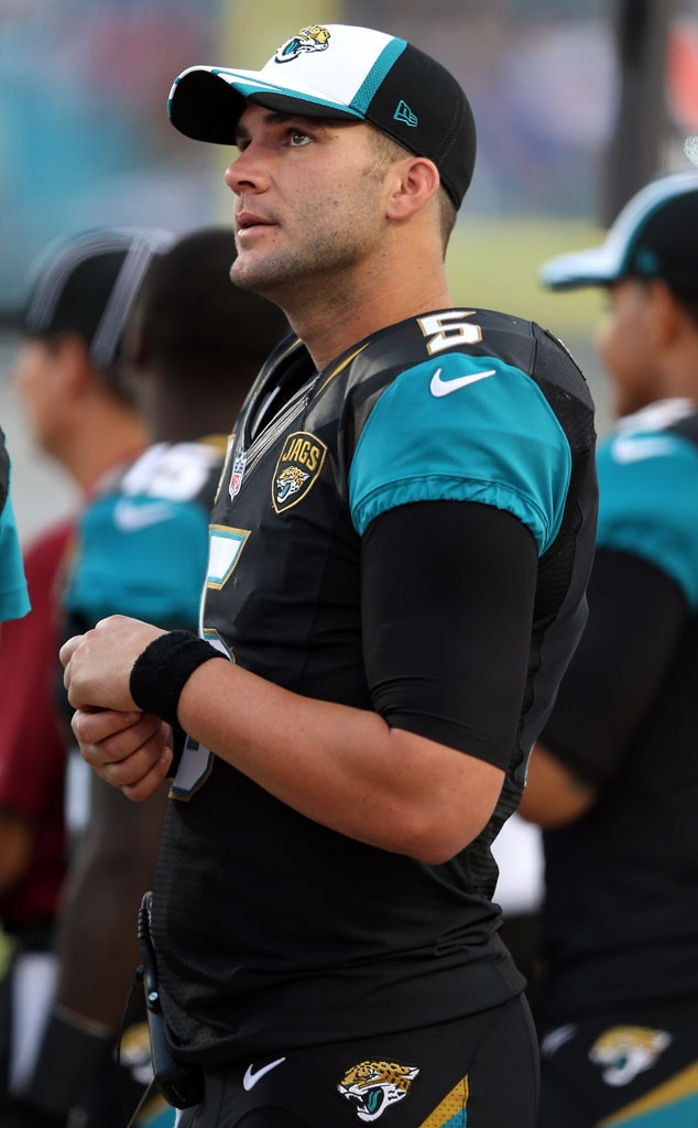 blake bortles from hot guys of the nfl