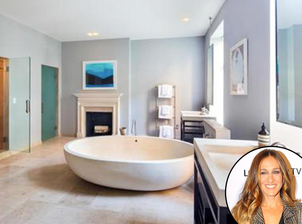 Celebrity Bathrooms, Sarah Jessica Parker