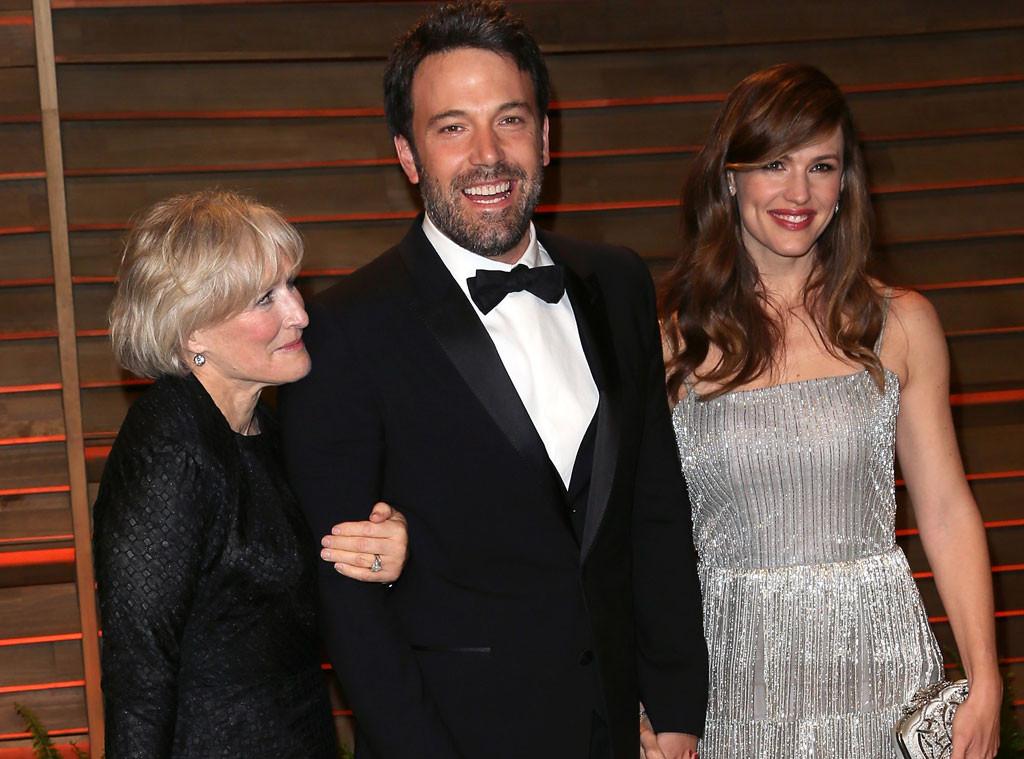 Ben Affleck, Glenn Close, Jennifer Garner