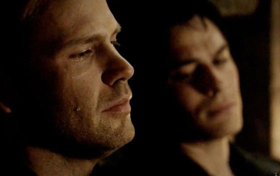 The Vampire Diaries Deaths, Alaric, Matt Davis