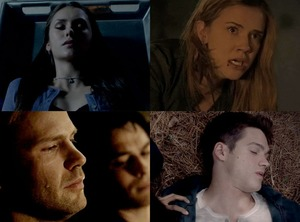 The Vampire Diaries Deaths