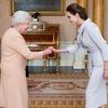 Queen Elizabeth II, Angelina Jolie