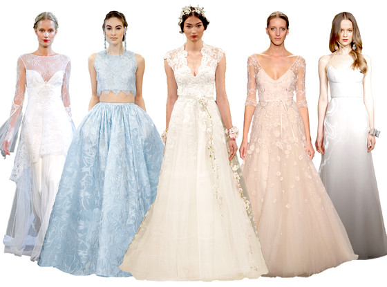 Best Looks, Fall 2015 Bridal Collections