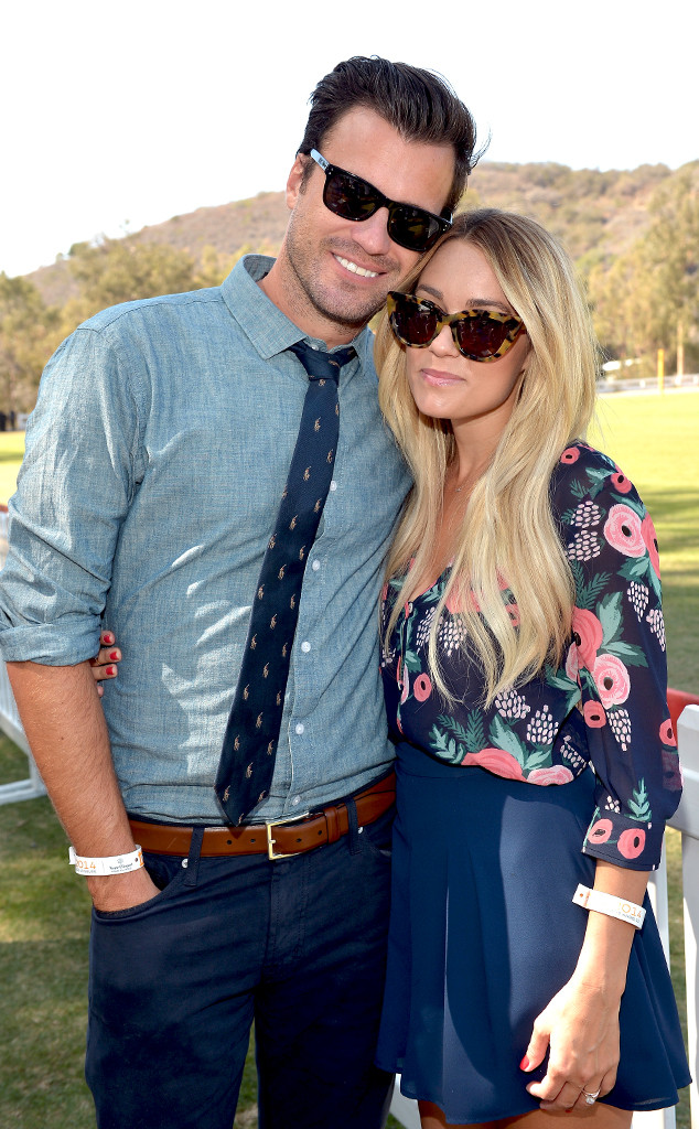 Lauren Conrad and William Tell Expecting First Child - E