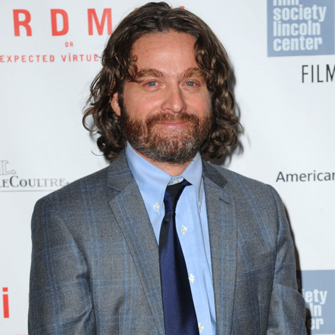 Wow Check Out Zach Galifianakis Dramatic Weight Loss E Online
