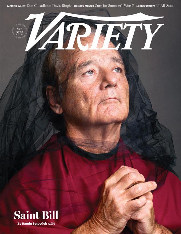 Bill Murray, Variety