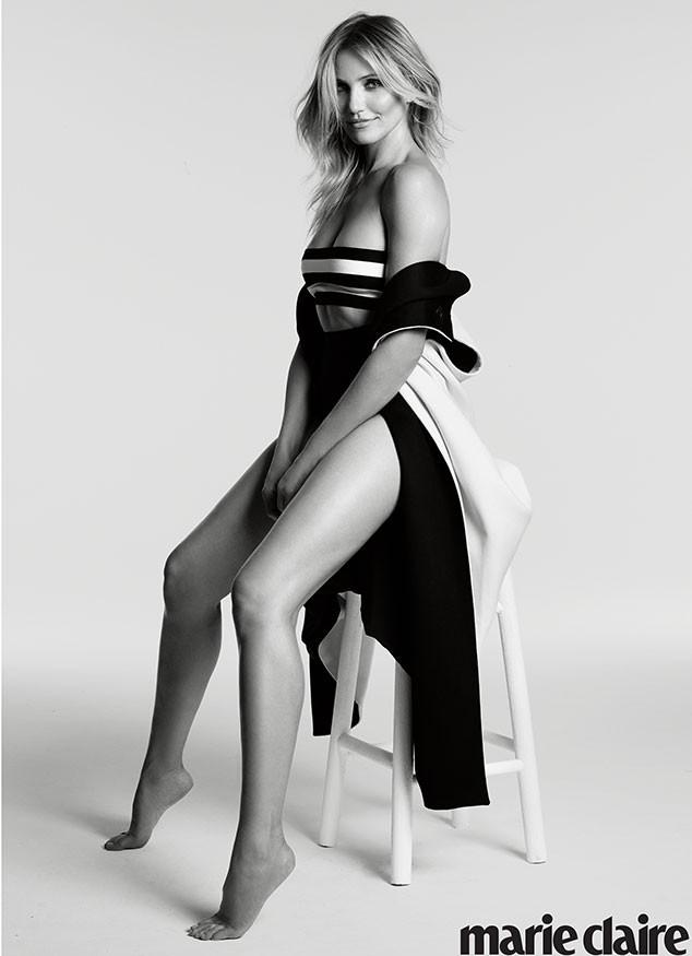 Listos Para Ver A Cameron Diaz Completamente Desnuda Foto E News