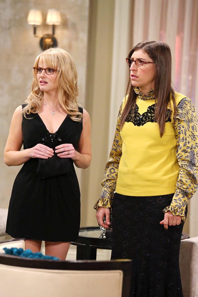 Big Bang Theory, Mayim Bialik, Melissa Rauch