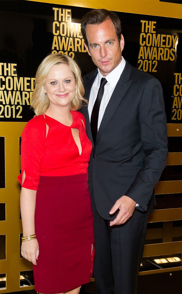 Amy Poehler, Will Arnett